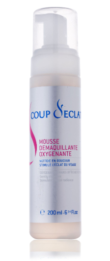 COUP d'ECLAT NUTRI-OXYGENATING CLEANSING FOAM