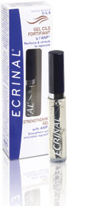 ECRINAL HAIR FORTIFYING EYELASH GEL with ANP.®
