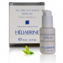HELIABRINE NUTRI-VITAMIN SERUM with CALENDULA