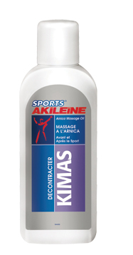 AKILEINE SPORTS KIMAS Massage Oil
