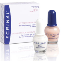 ECRINAL FRENCH MANICURE KIT